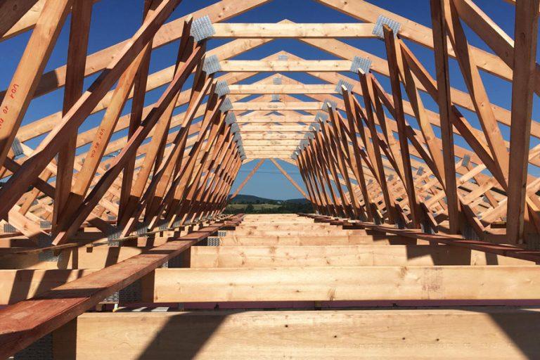 väzníkový krov Timberman